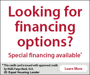 Financing by Wells Fargo